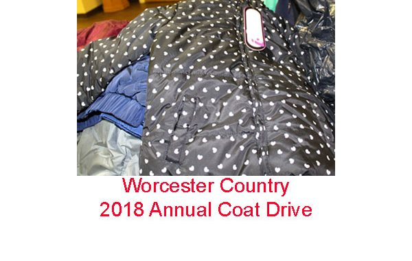 Worcester County Sheriff's Office - Annual Coat Drive